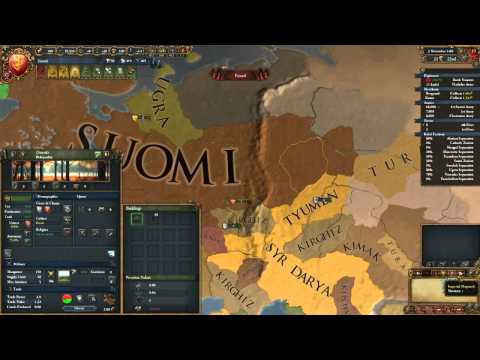 Europa Universalis IV Finnish MegaCampaign - Arkhangelsk the coldest of trade ports - Part 8