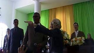 FOGO NO ALTAR COM EVANGELISTA MARIA LORENA