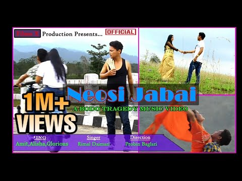 A new bodo video Neosi jabai by rimal daimari 2018