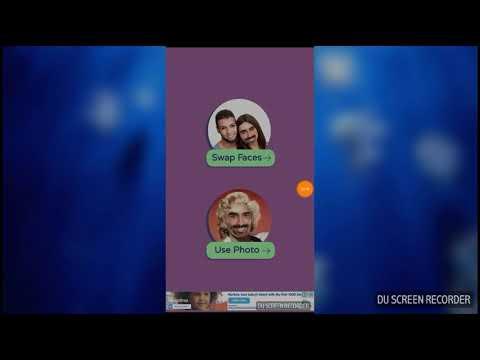 Face Swap Live app super weird