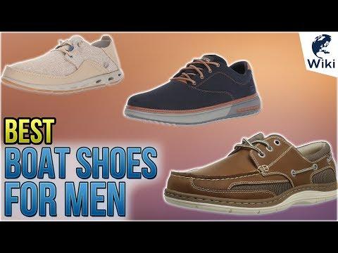 10 Best Boat Shoes For Men 2018