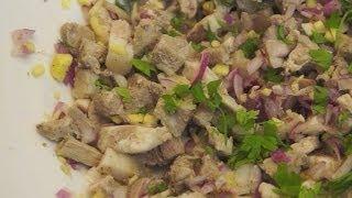 Kilawing Baboy Recipe Pinoy Pork Salad Tagalog Filipino