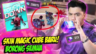 BELI SEMUA SKIN MAGIC CUBE TERBARU!! ABISIN 210 MAGIC CUBE BORONG!! - FREE FIRE INDONESIA
