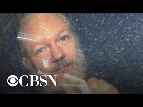 Julian Assange faces extradition to the U.S. for the 2010 release of secret military records