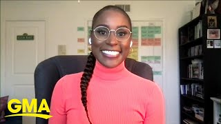 Issa Rae Talks About Her New Hair Care Line