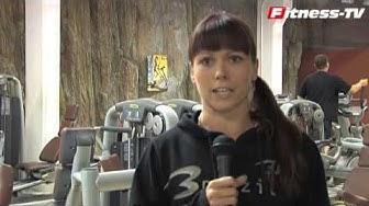 FAST-TV: Kati Lahtinen valmistautuu syksyn 2008 Body Fitness -kisoihin