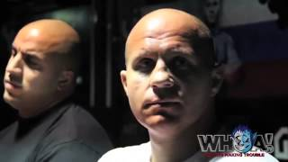 Федор дает свой прогноз на JDS против Веласкеса и почему он не сделал u0027t знак для UFC
