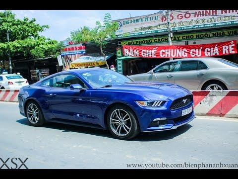[XSX] Ford Mustang 2015 in Vietnam | Vietnam's Cars