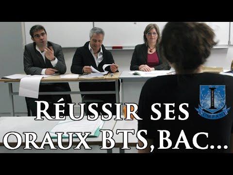 5 Conseils Pour Réussir Ses Oraux (BTS, BAC...) !