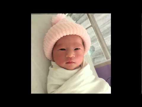 พลอย ชิดจันทร์ คลอดลูกคนที่ 4 แล้ว ตั้งชื่อ น้องชิลิน ฮุง