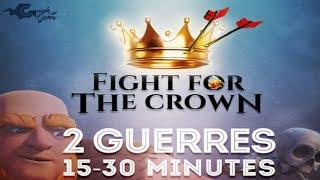Clash of Clans - FIGHT for the CROWN - Vais-je remporter la couronne ?