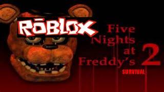 Roblox - FNaF 2 Überleben - Nacht 3
