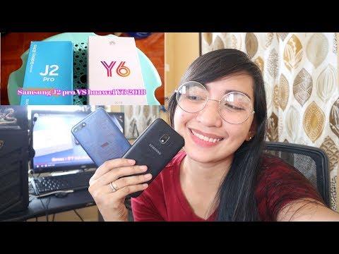 Huawei Y6 2018 Vs Samsung J2 Pro Comparison Review