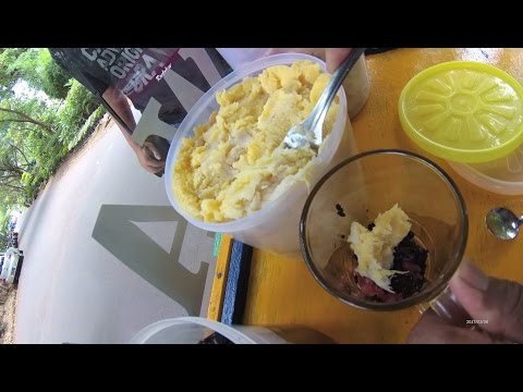 Jakarta Street Food 1127 Part.1 Grey Hair GrandPa Doger Ice Es Doger Wak Uban 5914