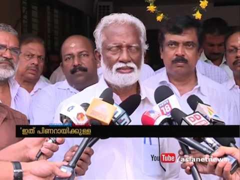 Kummanam Rajasekharan against Kodiyeri's controverisal threat speech