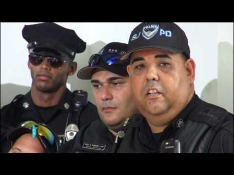 N24 7 Informa Alcaldesa De San Juan Inaugura Nuevo Cuartel De La Policía Municipal En Río Piedras Youtube