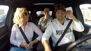 STAR IN THE CAR with LEPA BRENA & STEFAN ZIVOJINOVIC