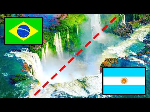 I 10 Confini Nazionali Più Strani Del Mondo