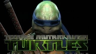 TMNT:Out Of The Shadows Gameplay (PS3)