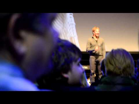 Scott Bakula talks about Porthos 1/2 - Star Trek Destination London
