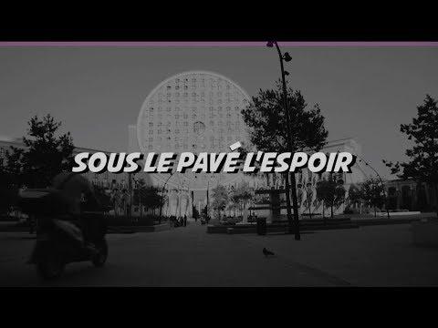 SOUS LE PAVÉ L'ESPOIR