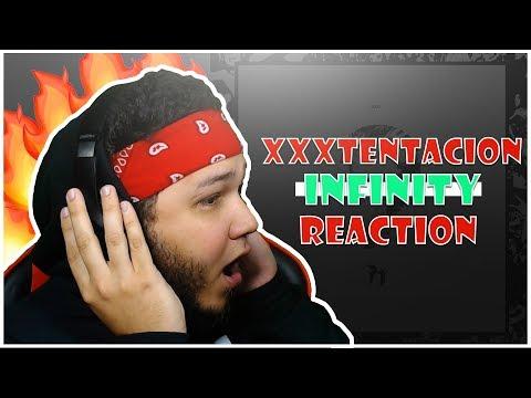 🔥🔥 REACTION!! 🔥🔥 XXXTentacion - infinity (888) feat joey badass