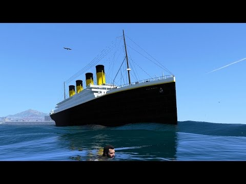 GTA 5 Mods Titanic