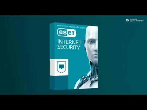 ESET Internet Security v11.2.63.0 Licencias Keys Gratis en Español