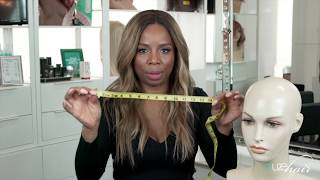Size is EVERYTHING !!  How To Measure Your Head for Your Lace Front !