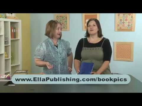 My Craft Channel: Books & Crafts with Ella Publishing - Book Decorating