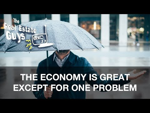 The Economy is Great Except for One Problem
