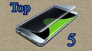 top 5 cases for the samsung galaxy s6 edge plus