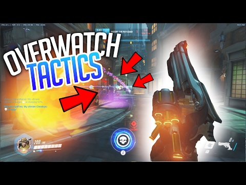 Overwatch Tactics - GOOD POSITIONING! (DON'T Throw Your Life Away!)