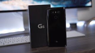 Das vergessene 400€ Flaggschiff: LG G6 UNBOXING! - felixba