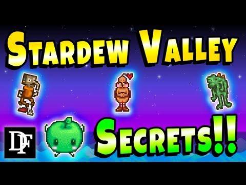 Stardew Valley Secrets!