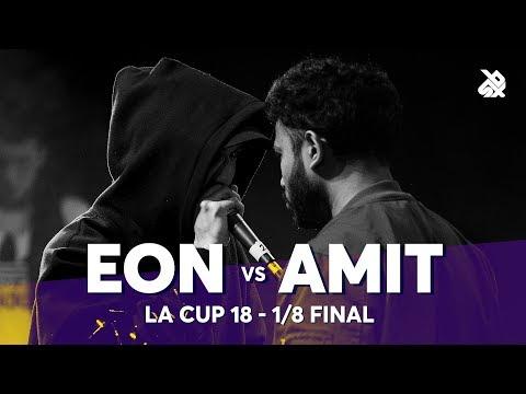 EON vs AMIT | La Cup WORLDWIDE 2018 | 1/8 Final
