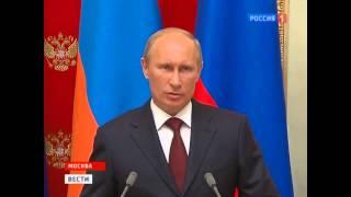 Путин: Война в Южной Осетии готовилась с 2006 года