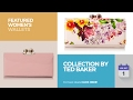 Collection By Ted Baker Featured Women's Wallets