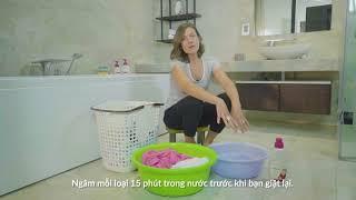Hướng dẫn giặt đồ cho trẻ sơ sinh đúng cách bằng nước giặt xả thiên nhiên Mamamy
