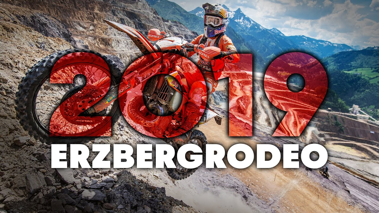 2019 Ultimate Enduro World Champion Returns for the Red Bull Erzbergrodeo Special