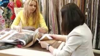 видео Шикарные шторы в интернет-магазине Baccara.com.ua