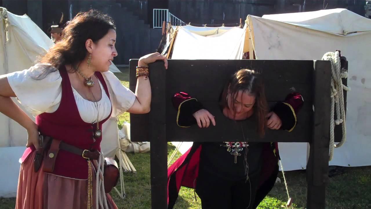 12-Step Become A Pirate Program 7 Corporal Punishment -6880