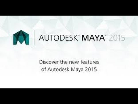 autodesk maya 2015  full version