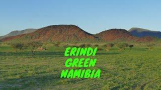 Erindi Private Game Reserve in a green Namibia