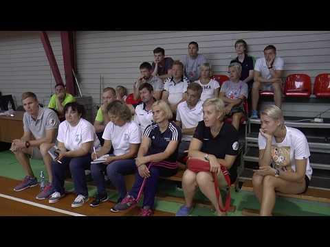 Тренерский семинар ФГР по детскому гандболу