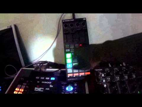 Sampling with the F1, create a remix sample bank