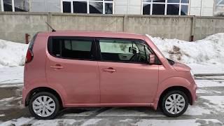 Nissan moco обзор