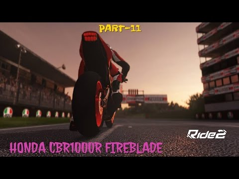 ride 2 ps4 gameplay part 11 cbr1000r fireblade avl on. Black Bedroom Furniture Sets. Home Design Ideas