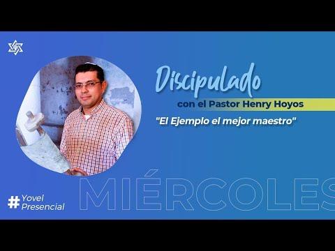 Discipulado con el Pastor Henry Hoyos - 20 octubre 2021