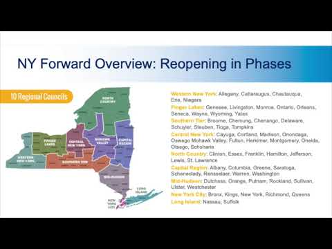 NY Forward Return To Work